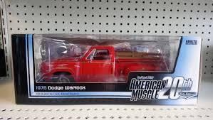 100 Warlock Truck 118Dodge Motor City Chrysler