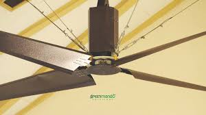 Hvls Ceiling Fans Residential by High Volume Low Speed Fans Hvls In The Philippines