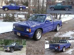 100 Cool Paint Jobs On Trucks LMC Truck On Twitter Lee Smiths 1993 ChevyS10 Was His Wifes