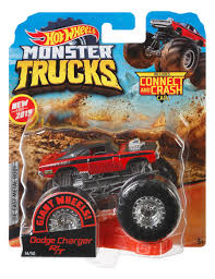 100 Hot Wheels Monster Truck Toys S 164 Assorted