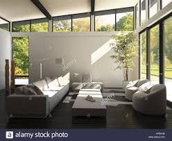 wohnzimmer einrichtung schwarzer boden caseconrad