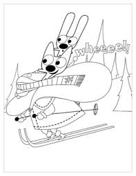 Free Christmas Printables From Hoopsyoyo Coloring Pages