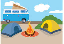 Campfire Clipart 6227 Size 97 Kb From Camping