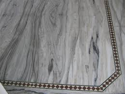 Makrana Marble Flooring With Border Design