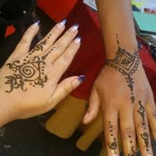 Photo Of Henna Designs Temporary Tattoos