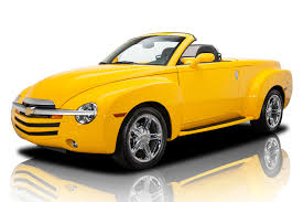 136248 2005 Chevrolet SSR RK Motors Classic Cars For Sale