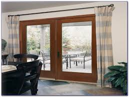 Tommy Bahama Ceiling Fans Tb344dbz by Therma Tru Patio Doors With Internal Blinds Patios Home