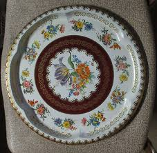 Daher Decorated Ware 11101 by Vintage Daher Decorated Ware 16