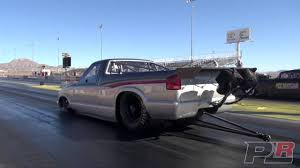This Kid Does A Burnout Using Chevy 454 SS