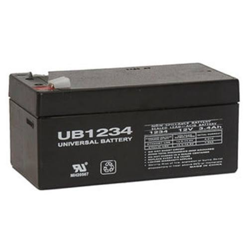 Universal Power Group 85943 Sealed Lead Acid Battery