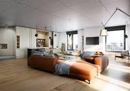 100 Contemporary Interiors Concrete As The Main Trump Card Of