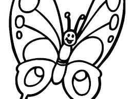 Fancy Monarch Coloring Page C2843 Butterfly