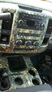 100 Camo Accessories For Trucks I Will Be Doing This To My Truck Dashboard Kit Realtree AP