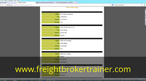 How To Find Freight As A Freight Broker Agent - YouTube Freight Broker Website Templates Arts Truck Brokerage Software Best Image Kusaboshicom Contracts 101 The Critical Paperwork Youll Use As A Adding How To Find As A Agent Youtube Traing Online Movers School Llc May Trucking Company Hartt Transportation Become Freight Broker Part 1 Ppare For Your License In Six