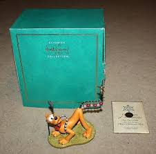Plutos Christmas Tree Ornament by Wdcc Disney Pluto U0027s Ornament From Pluto U0027s Christmas Tree Box
