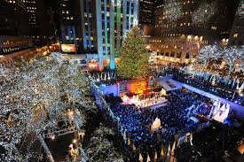Rockefeller Plaza Christmas Tree Cam by Email Forwards Fun Christmas Lights From Around The World