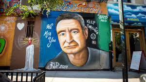 Joe Strummer Mural New York City by Robin Williams Like Mural Painted In The East Village Animal