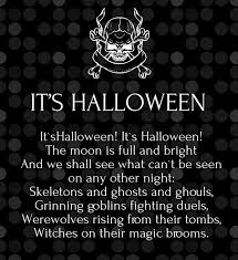 Poems About Halloween For Kindergarten by 150 Best Halloween Images On Pinterest Unique Gifts