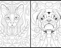 Coloring Pages Animals PDF JPG