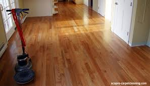 Hardwood Floor Buffing And Polishing by Hardwood Cleaning Ecopro Carpetcleaning
