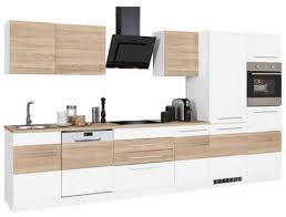 held möbel küchenzeile trient ohne e geräte breite 360 cm