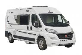 Motorhome Rental VAN Adventure Camper Van 4 Berth
