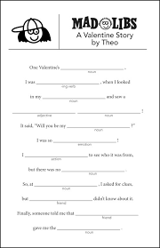 Halloween Mad Libs For 3rd Grade by 29 Best Madlibs Images On Pinterest Bridal Showers Dementia And