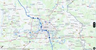 100 Truck Route Map Routing With The HERE Fleet Telematics APIs HERE Developer