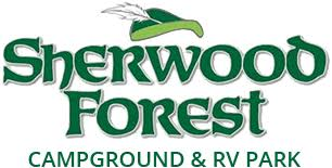 Sherwood Forest Campground And RV Park Logo