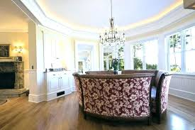Booth Style Dining Table Room Design Modern Tables Club For Set