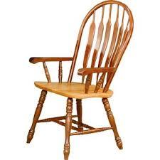Honey Oak Kitchen Chairs