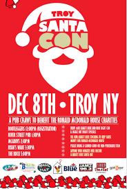 100 B95.com Troy SantaCON WYJBFM