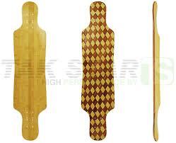 Types Of Longboard Decks by Blank Bamboo Longboard Decks Wholesale Bamboo With Fiberglass