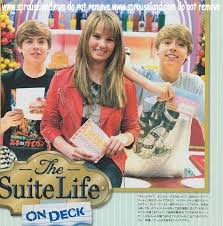 Suite Life On Deck Cast 2017 by Dylan And Cole Sprouse The Suite Life Wiki Fandom Powered By Wikia