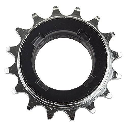Sunlite Bicycle Single Speed Threaded Freewheel - 16Tx1/8""