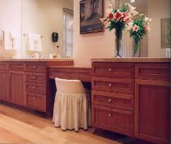 Bathroom Vanities With Dressing Table by Pearwood Make Up Cabinet Pearwood Cabinets Bathroom Cabinets