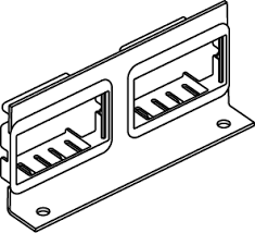 Legrand Floor Boxes Rfb4 by Rfb4 Ss Series Communication Bracket Rfb 2ab Ss Legrand