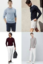Mens Holiday Summer Fashion Outfit Inspiration