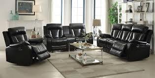 Hogan Mocha Reclining Sofa Loveseat by Isidro Reclining Living Room Set Living Room Sets Living Room