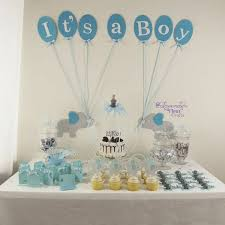 50 Awesome Baby Shower Themes And Decorating Ideas For Boy 45