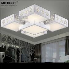 aliexpress buy white led ceiling l vintage 22 inch square