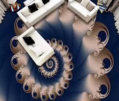 mode ideen 3d fototapete 3d bodenbelag spirale muster tapete selbstklebende 3d stock schlafzimmer tapete