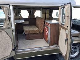 100 Restored Retro Campers For Sale 1965 D Econoline Travel Wagon Camper