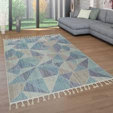 kurzflor teppich 3 d muster
