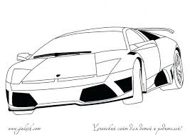 Lamborghini Huracan Coloring Pages Sheet Parent Directory Free