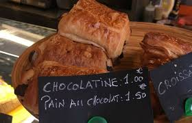 Chocolatine Vs Pain Au Chocolat French Pastry War Spills Over Into