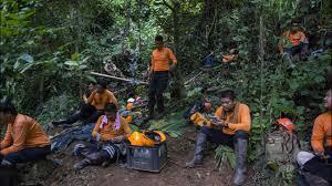Los Menores Rescatados En Tailandia Cavaron Un Túnel Para Mantener