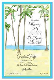 Inspired Beautiful Beach View Invitations MyExpression
