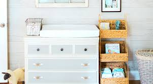 Hemnes 3 Drawer Dresser As Changing Table by Changing Tables With Drawers U2013 Thelt Co
