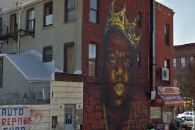 Big Ang Mural Petition by The Notorious B I G Mural In Bed Stuy Won U0027t Come Down After All